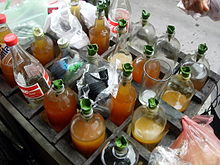 Various jamu